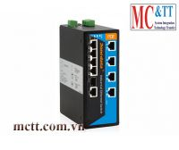 Switch công nghiệp 8 cổng PoE Ethernet + 1 cổng Combo Gigabit SFP 3Onedata IPS319-1GC-8POE