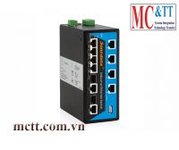 Switch công nghiệp 8 cổng PoE Ethernet + 2 cổng combo SFP 3Onedata IPS3110-2GC-8POE