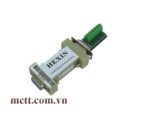 Bộ chuyển đổi RS-232 sang RS-485 HEXIN HXSP-485A