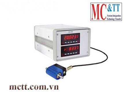 Bộ hiển thị và điều khiển 2 kênh đầu vào Force/displacement-potentiometricLorenz DD-2002-FDPA