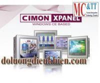 Màn hình cảm ứng HMI + PLC Xpanel Hydrib 7 inch Cimon CM-HP07CD-DER