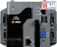 Standard LinPAC-8000 with 0 I/O slots ICP DAS LP-8081-G
