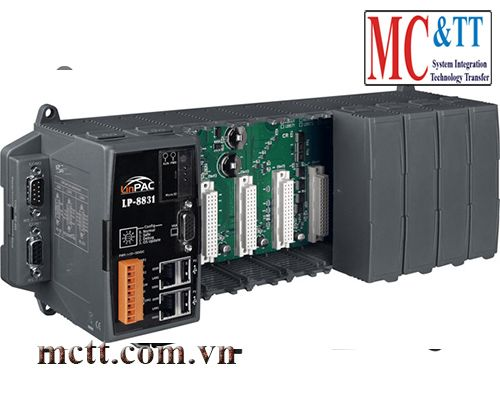 Standard LinPAC-8000 with 8 I/O Slots ICP DAS LP-8831-G