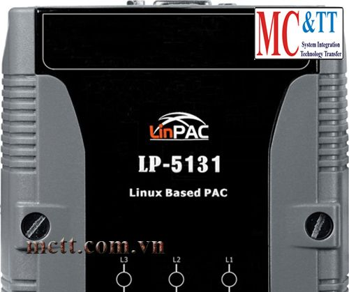 PAC with Linux kernel 2.6.19 and one LAN port CIP DAS LP-5131