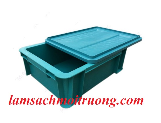 thùng nhựa B7