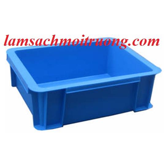 thùng nhựa đặc B7