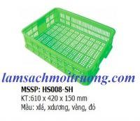 Sóng Nhựa Rỗng HS008