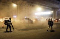 Khi Thành phố bị bủa vây các loại khí thải