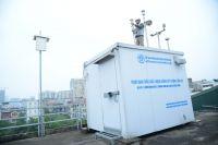Xây dựng mạng lưới trạm quan trắc không khí hiện đại