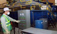 Xây hệ thống xử lý nước rỉ rác quy mô cấp huyện