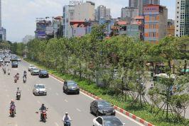Chất lượng không khí tại Hà Nội đang dần tốt trở lại