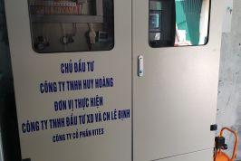Cung cấp lắp đặt Hệ thống QTTĐ nước thải cho trạm xử lý nước thải bãi rác Tân Lang Lạng Sơn