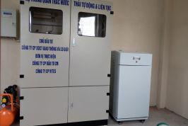 Cung cấp lắp đặt Hệ thống QTTĐ nước thải cho trạm xử lý nước thải Khu nhà xưởng, văn phòng HTM