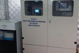 Cung cấp lắp đặt Hệ thống QTTĐ nước thải cho Khu liên hiệp và Xử lý rác thải Nam Sơn