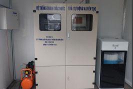 Cung cấp lắp đặt Hệ thống QTTĐ nước thải cho Công ty TNHH Giấy và Bao bì Hưng Hà Hưng Yên