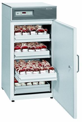 Tủ lạnh trữ máu