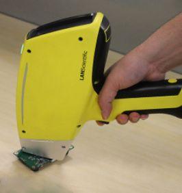 Máy phân tích RoHS cầm tay TrueX 600