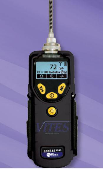Máy đo VOCs cầm tay ppbREA 3000