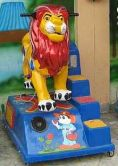 PA1806 Nhún điện Sư tử
