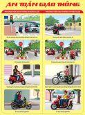 Tranh an toàn giao thông PA5409