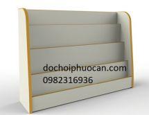 Kệ sách 4 tầng K4 PA3815