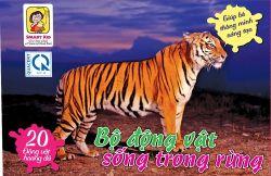 Bộ nhận biết động vật hoang dã PA5830