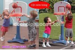 Cột ném bóng rổ K7 PA2435