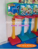 Cột ném bóng rổ K4 PA2432
