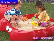 Bể chơi cát nước con Cua PA2427