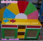 Tủ bếp cầu vồng PA3514