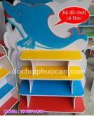 Kệ đồ chơi cá Heo PA3904
