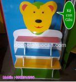 Kệ đồ chơi hình Gấu PA3922