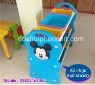 Kệ nhựa mặt Mickey PA3001