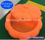 Bể chơi cát nước quả Bí PA2429