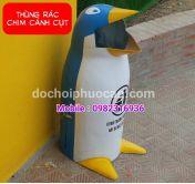 Thùng rác chim cánh cụt PA1705