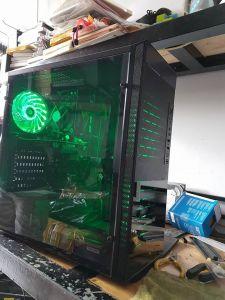 PC NVTA024 ( B85 / I7 4770 / 8GB / SSD 60GB / HDD 500GB/ GTX1060 6GB / NGUON 600W)