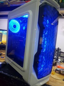 PC NVTA025 ( B85 / I7 4770 / 8GB/ SSD 60GB/ HDD 500GB/ GTX1070 8GB / PSU 600W )