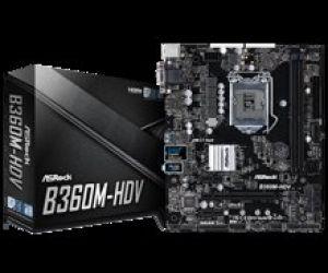 Mainboard Asrock B360M-HDV