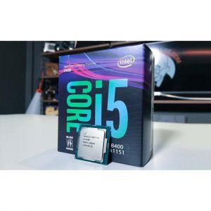 SOCKET 1151 i5 8400 TRAY + Fan Zin - BH 36T