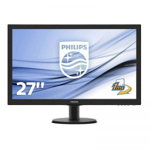 LCD 27'' Philip 273V5L Full HD - BH 3T