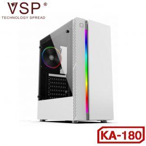 PC NVTA033 ( H310/ i3 8100/ GTX1060 6G/ Ram 16G/ SSD 120G/ HDD 500G/ PSU 500W )