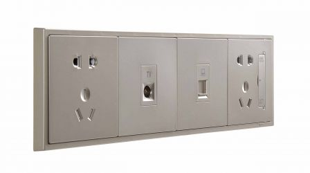 Hướng dẫn lắp khung viền Simon Series I7 cho đế đơn và đế ghép đôi, ba, bốn, năm