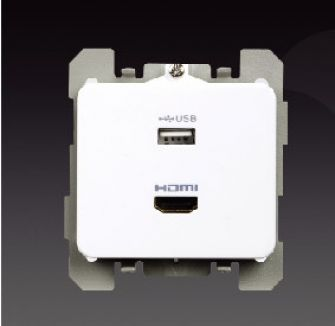 Ổ cắm USB & HDMI - Simon