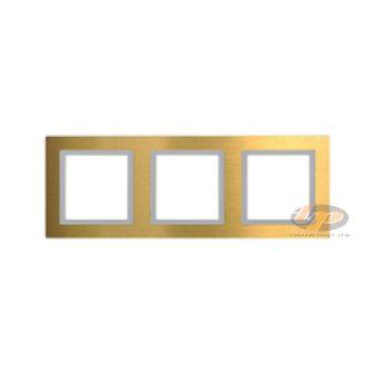 Khung viền ba kim loại màu vàng series V8 80831-48