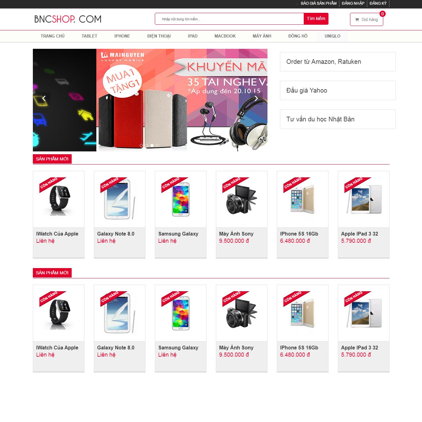 WebBNC - Giao diện v2bnc00143