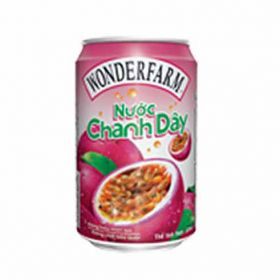 WONDERFARM Passion fruit drink