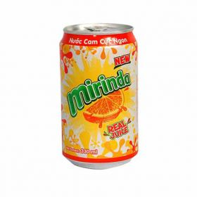 MIRINDA Orange drink