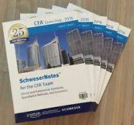 CFA 2016 Schweser Notes Level2