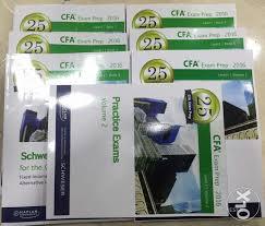 CFA 2016 Schweser Notes Level1