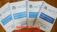 FRM 2017 Bionic Practice Exam Part1